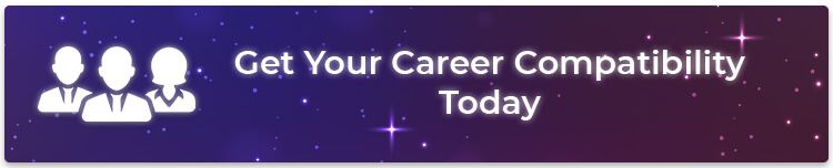 A button that reads: Get your career compatibility reading here.