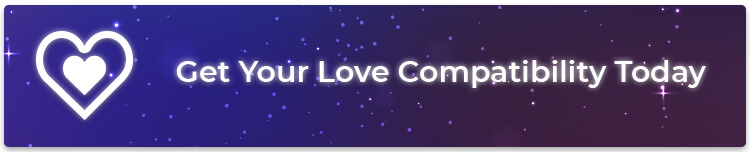 A button that reads: Get your love compatibility reading here.
